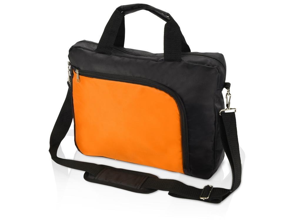 Сумка для ноутбука Quick, оранжевый