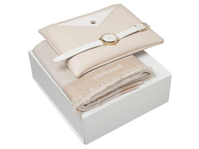 Подарочный набор Bird : шарф, часы наручные, сумочка (арт. CPGNW636F)