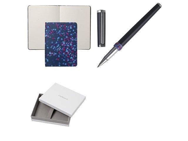 Подарочный набор: блокнот A6, ручка-роллер