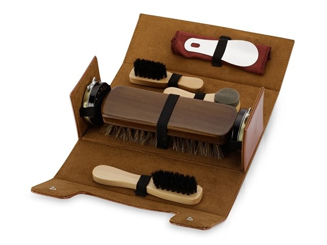Набор для чистки обуви «Сундучок»