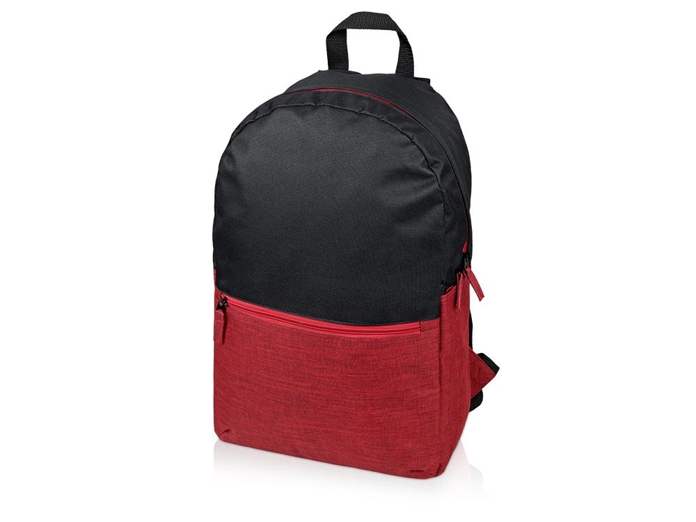 Рюкзак Suburban, черный/красный