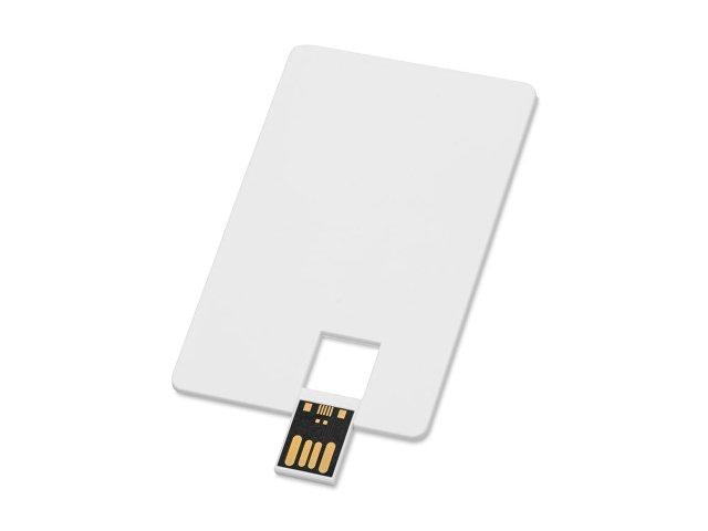 Флеш-карта USB 2.0 16 Gb в виде пластиковой карты
