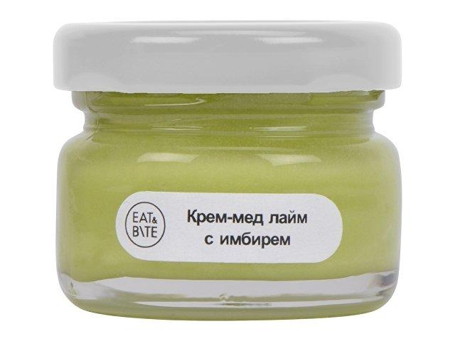 Крем-мёд с лаймом и имбирем 35 гр