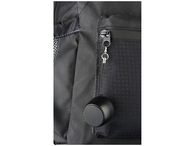 Динамик Clip Mini Bluetooth®, черный