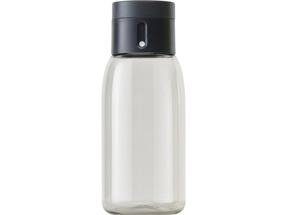Бутылка для воды Dot 400 мл, серый