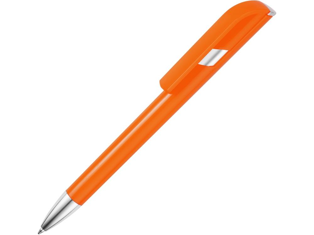 Ручка шариковая Атли, оранжевый