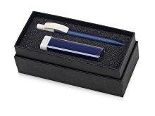 Подарочный набор White top с ручкой и зарядным устройством (арт. 700302.02)