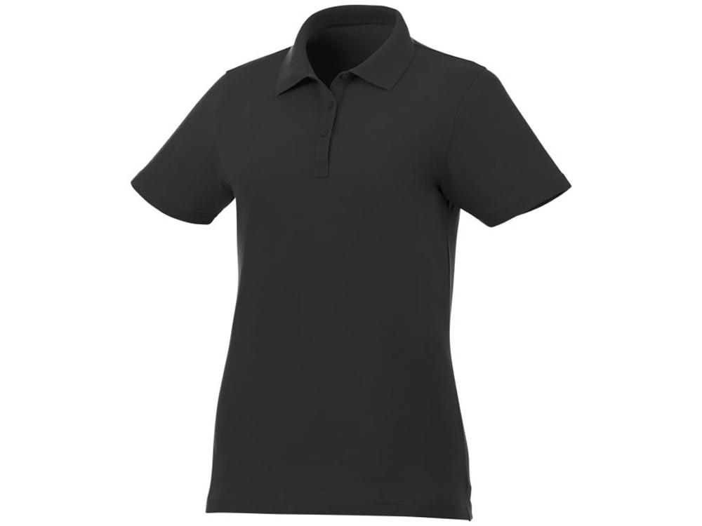 Рубашка поло Liberty женская, черный