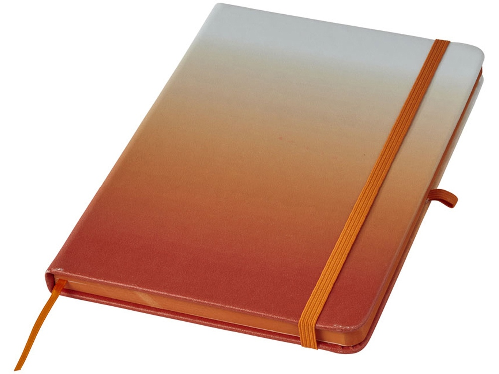 Блокнот А5 Gradient, оранжевый