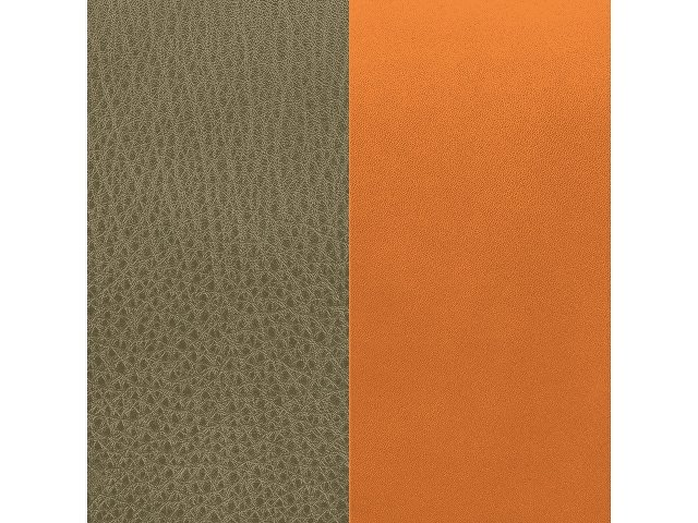 Двусторонняя кожаная вставка для браслета (арт. 50025)