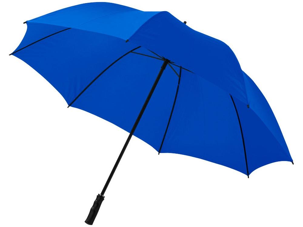 Зонт-тростьZeke30,ярко-синий
