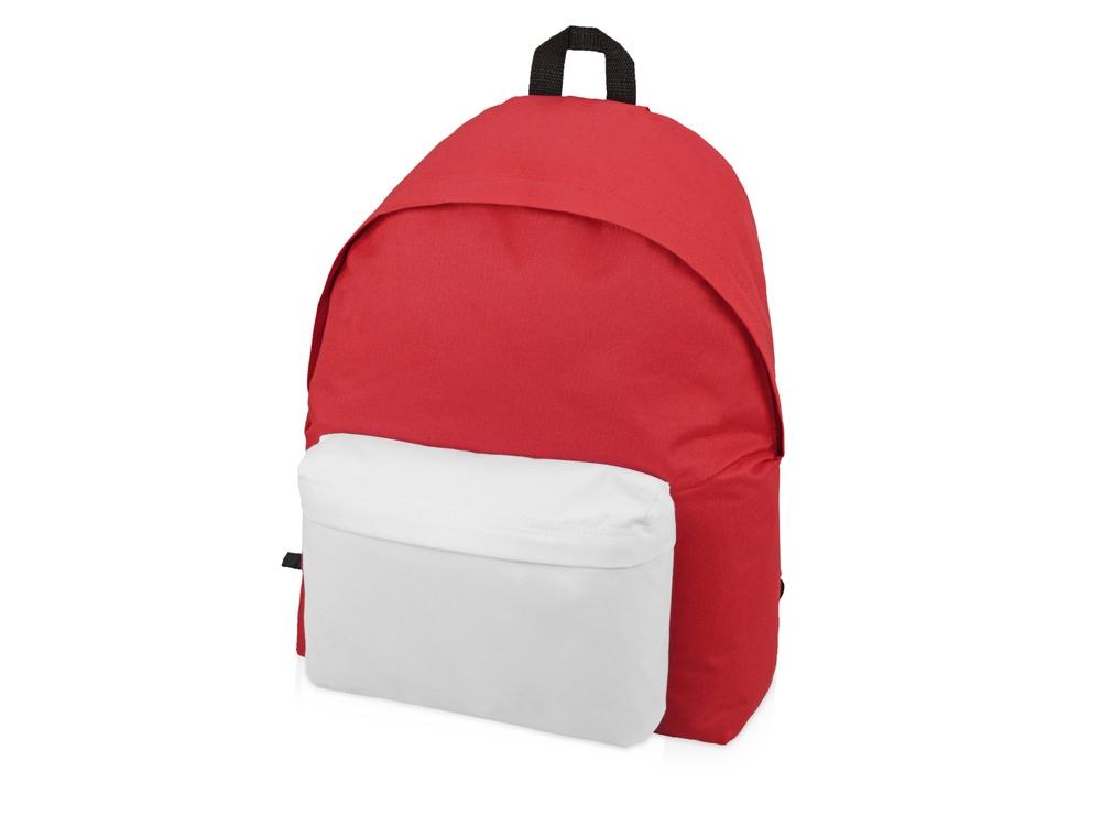 Рюкзак Urban, красный/белый