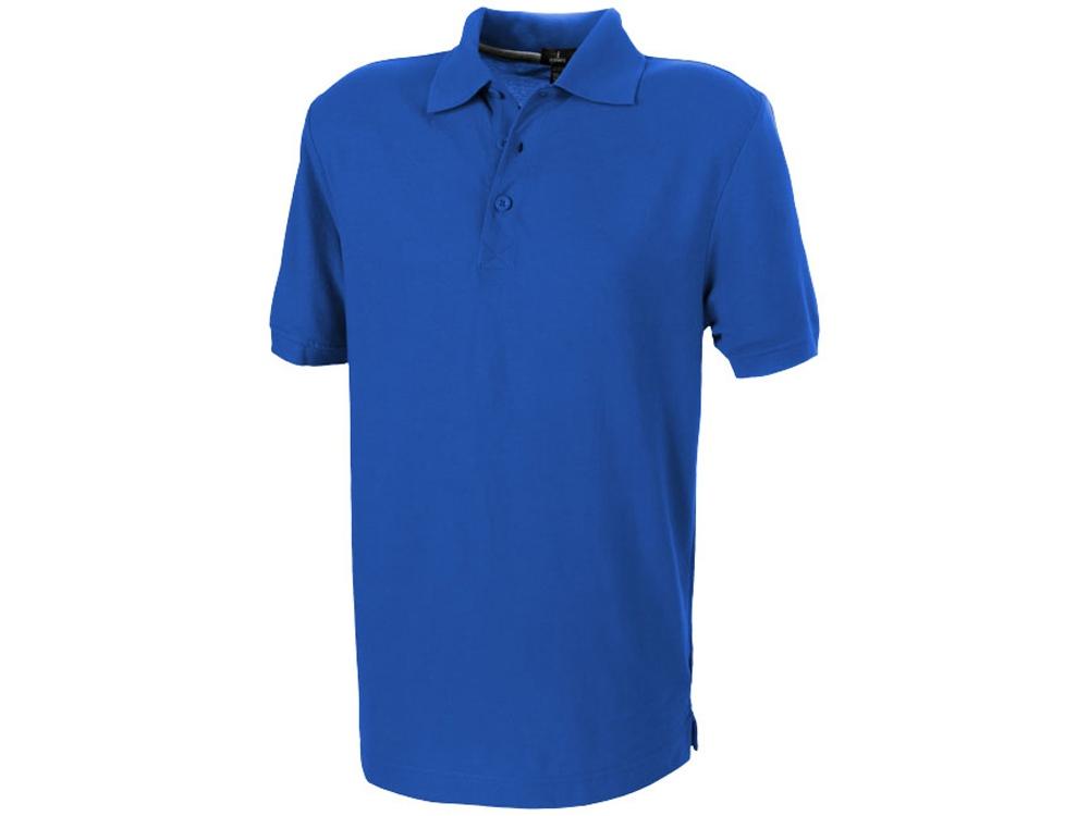 Рубашка поло Crandall мужская, синий
