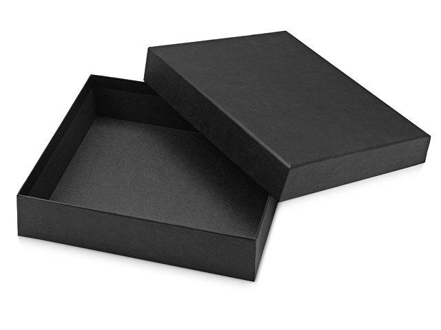 Подарочный набор «Q-edge» с флешкой, ручкой-подставкой и блокнот