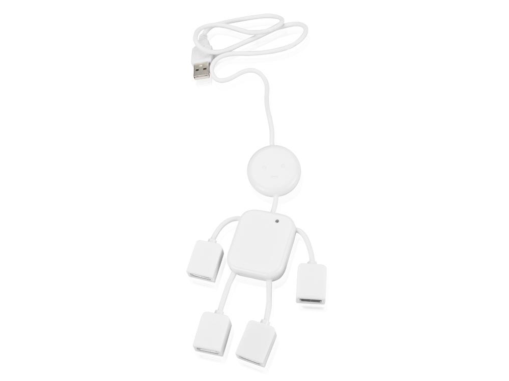 USB Hub на 4 порта в виде человечка