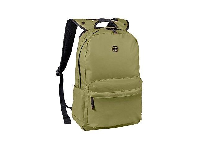 """Рюкзак с отделением для ноутбука 14"""" и с водоотталкивающим покрытием (арт. 73197)"""