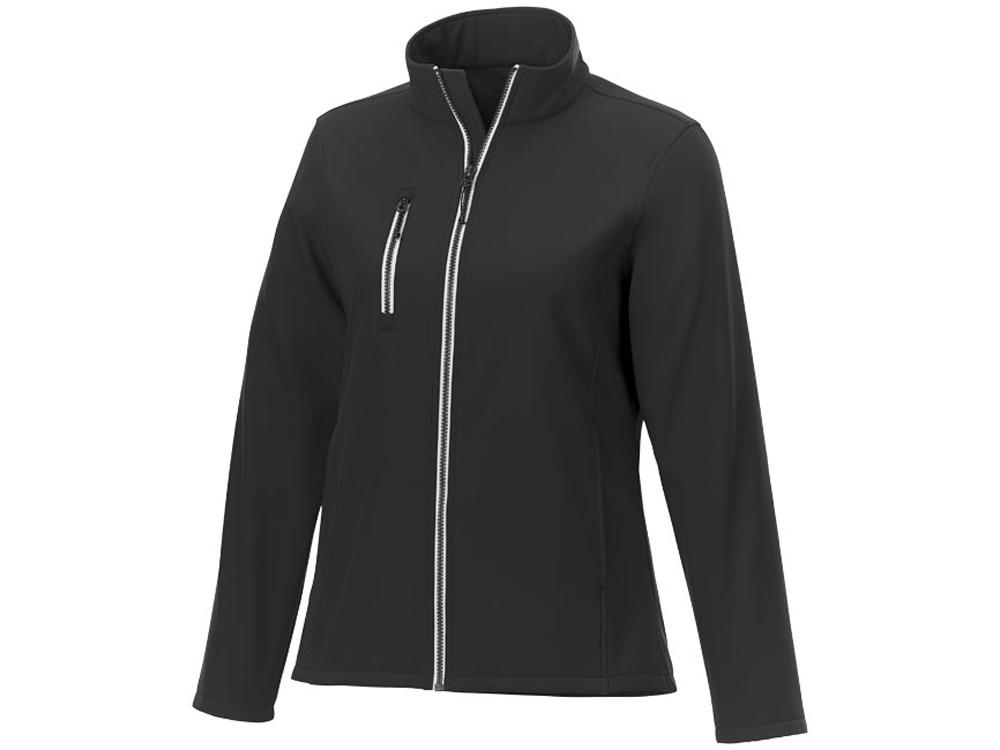 Женская флисовая куртка Orion, черный