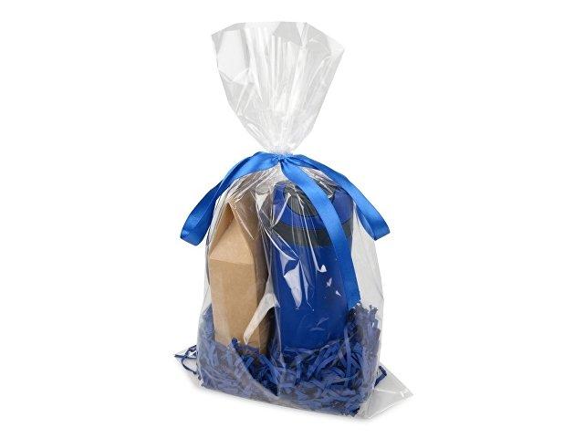 Подарочный набор «Tea Cup Plus» с чаем, синий
