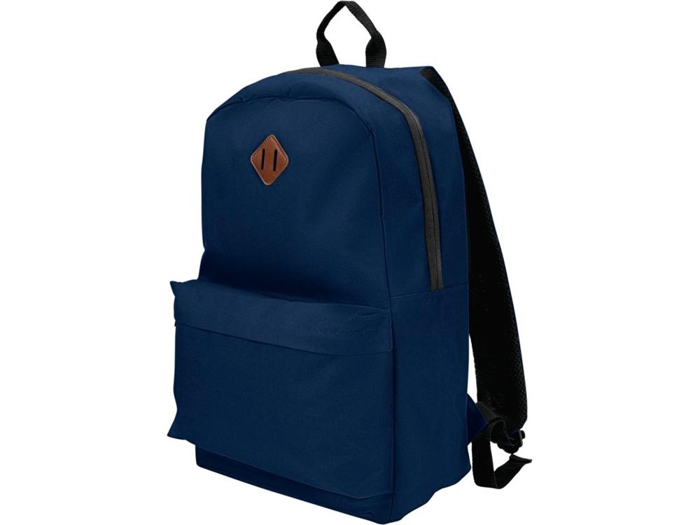 Рюкзак Stratta для ноутбука 15, темно-синий