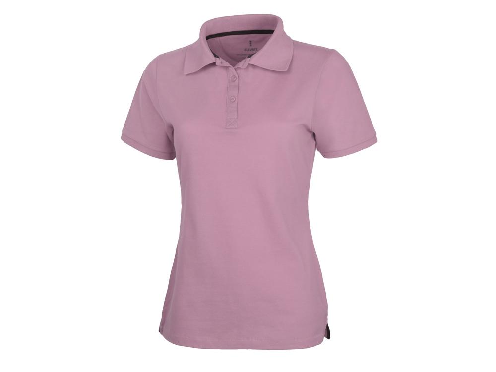 Рубашка поло Calgary женская, розовый