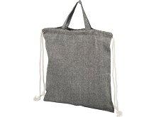 Сумка-рюкзак «Pheebs» из переработанного хлопка, 150 г/м² (арт. 12045901)