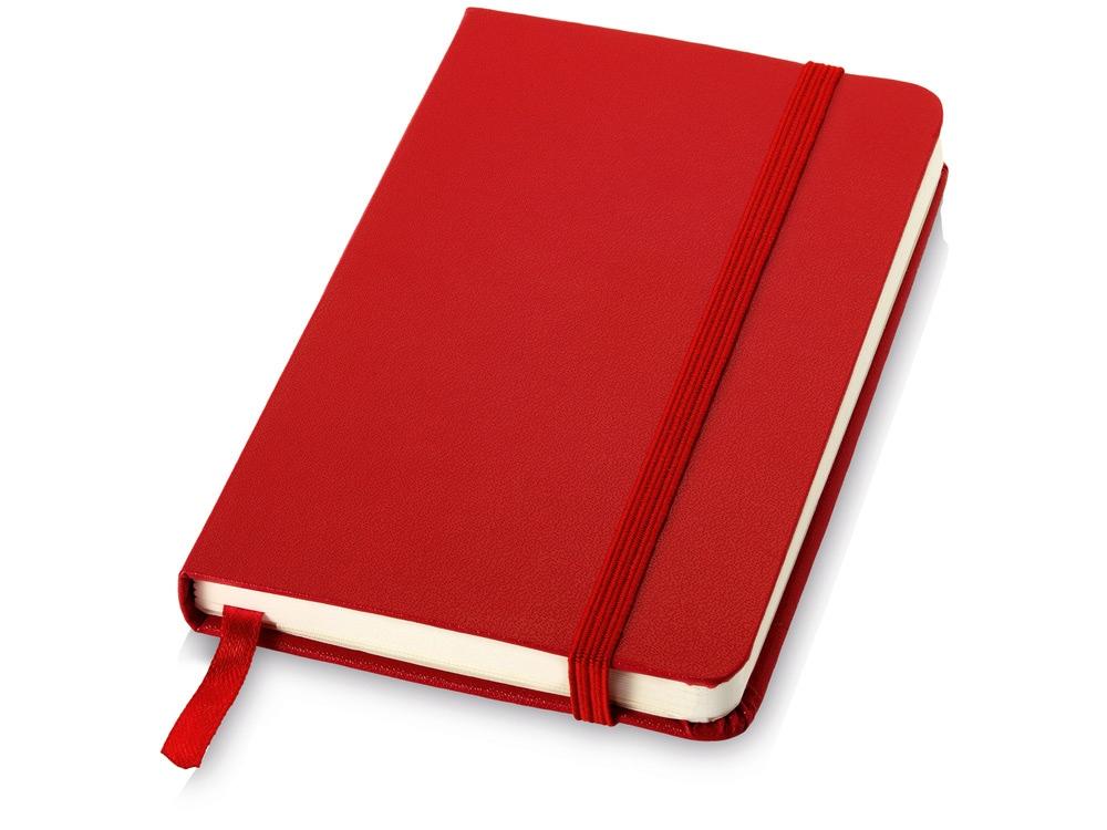 Блокнот классический карманный Juan А6, красный