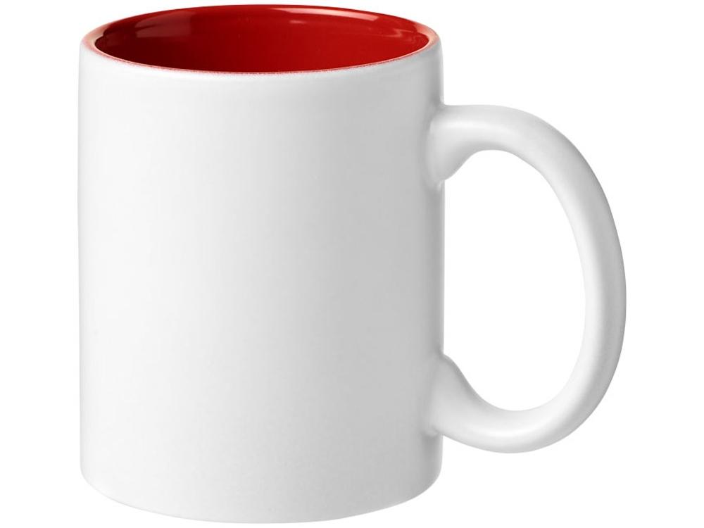 Керамическая кружка Taika, 360мл, красный