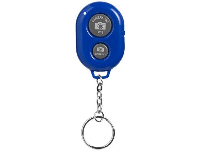 Брелок для селфи с функцией Bluetooth®, ярко-синий/серый