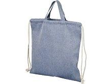 Сумка-рюкзак «Pheebs» из переработанного хлопка, 150 г/м² (арт. 12045902)