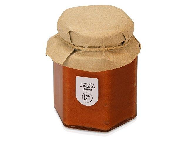 Крем-мёд с ягодами годжи 250