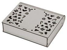 Деревянная коробка с резной крышкой «Книга», L (арт. 625304)