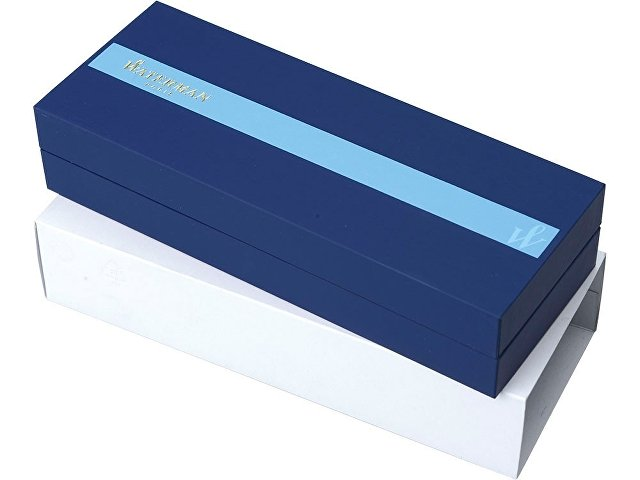 Ручка перьевая Waterman модель Hemisphere Stainless Steel GT