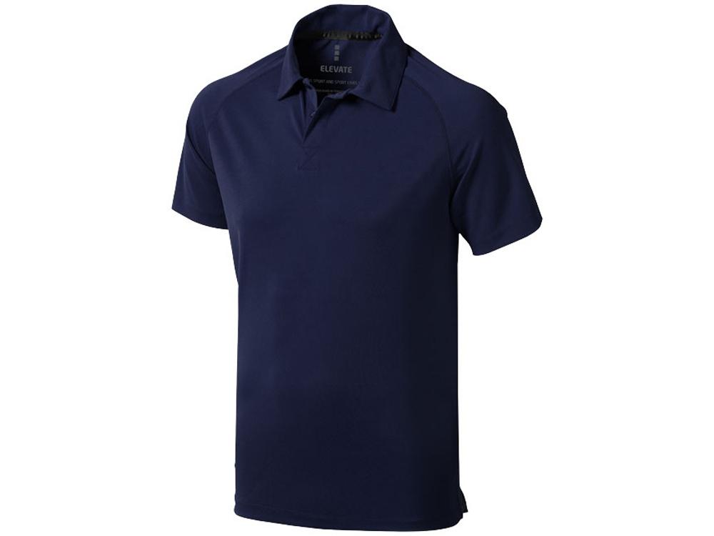 Рубашка поло Ottawa мужская, темно-синий