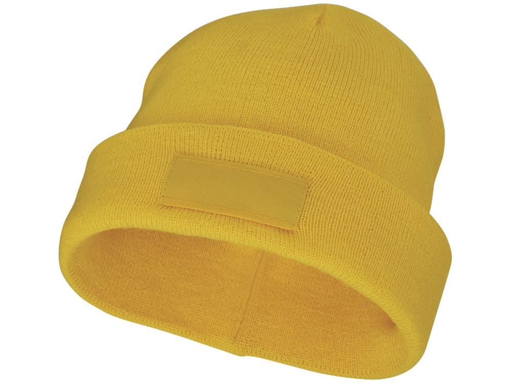 Шапка Boreas с нашивками, желтый
