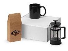 Подарочный набор с чаем, кружкой и френч-прессом «Чаепитие» (арт. 700411.07)