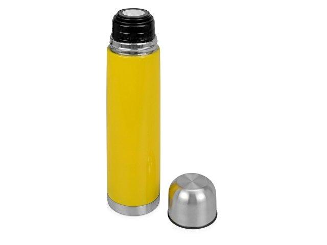 Термос «Вотерлоо» 1л, желтый
