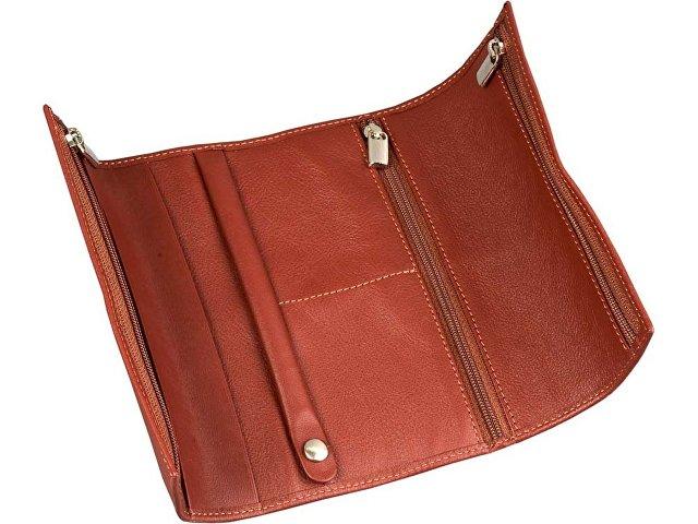 Набор: шарф, футляр для драгоценностей Leather North