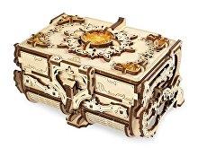 3D-ПАЗЛ UGEARS «Янтарная шкатулка» (арт. 70090)