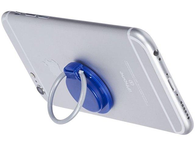 Кольцо и держатель для телефона, синий