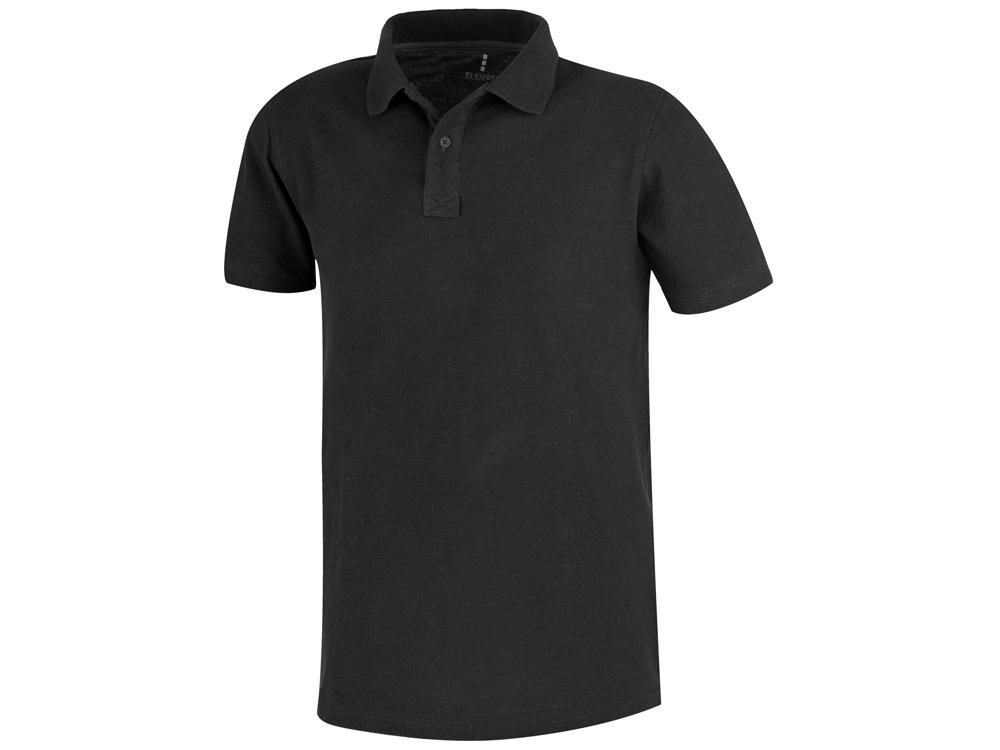 Рубашка поло Primus мужская, антрацит