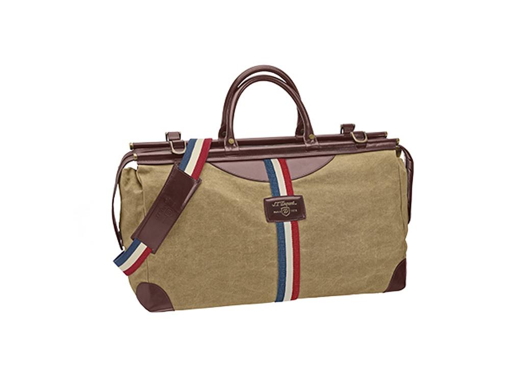 Сумка дорожная на молнии Cosie Bag, бежевый/коричневый