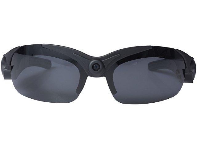 Солнцезащитные очки с камерой HD720P, черный