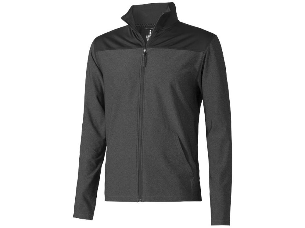 Куртка Perren Knit мужская, темно-серый