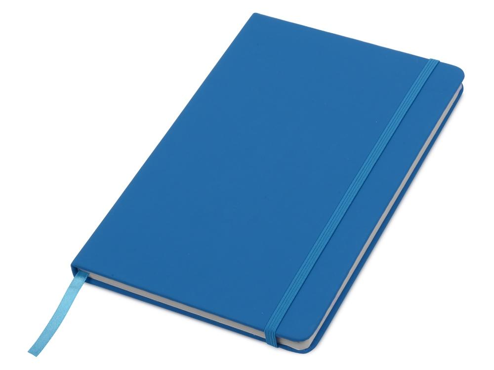 Блокнот А5 Spectrum, светло-синий