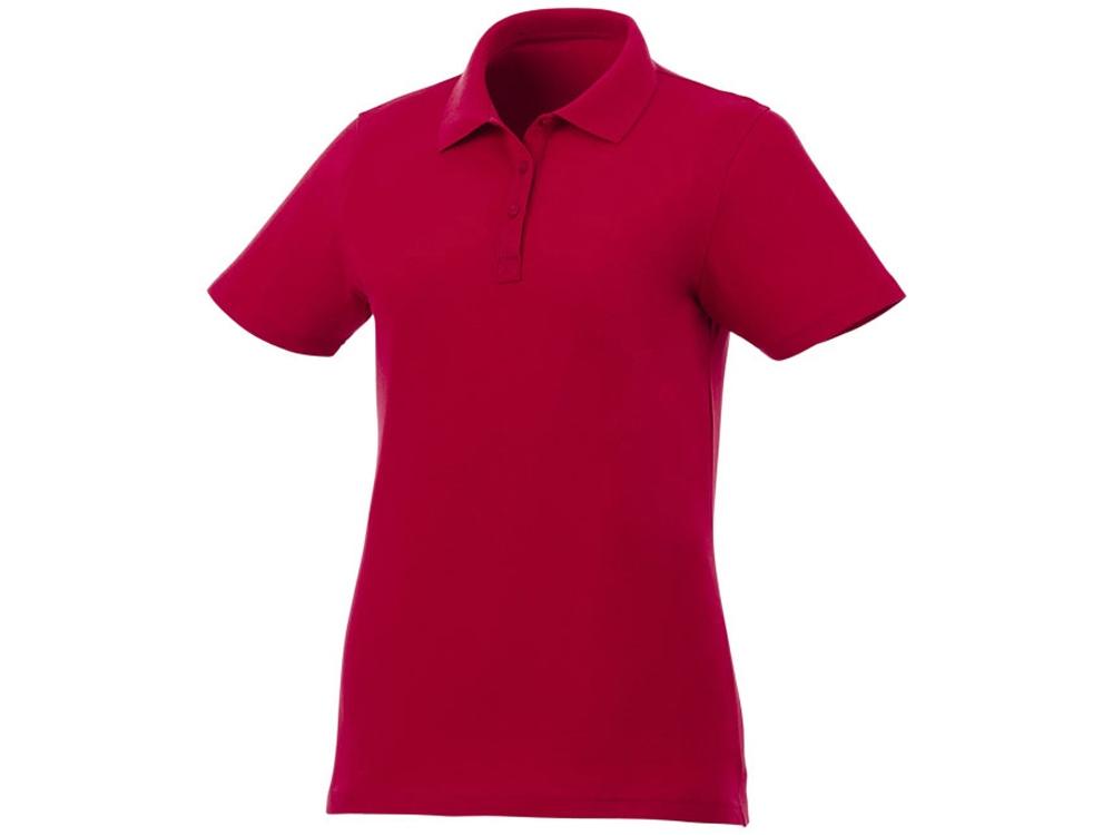 Рубашка поло Liberty женская, красный