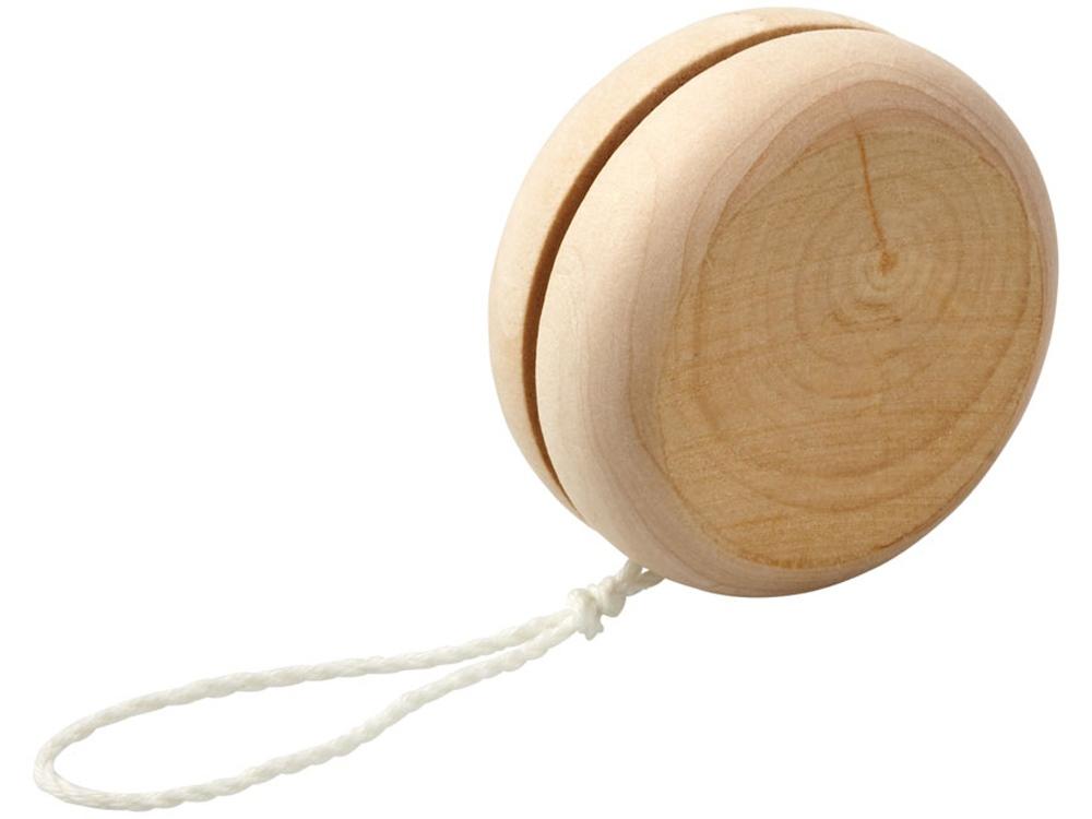 Деревянное йо-йо Woody, натуральный