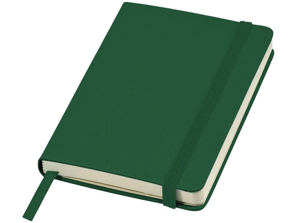 Блокнот классический карманный Juan А6, зеленый
