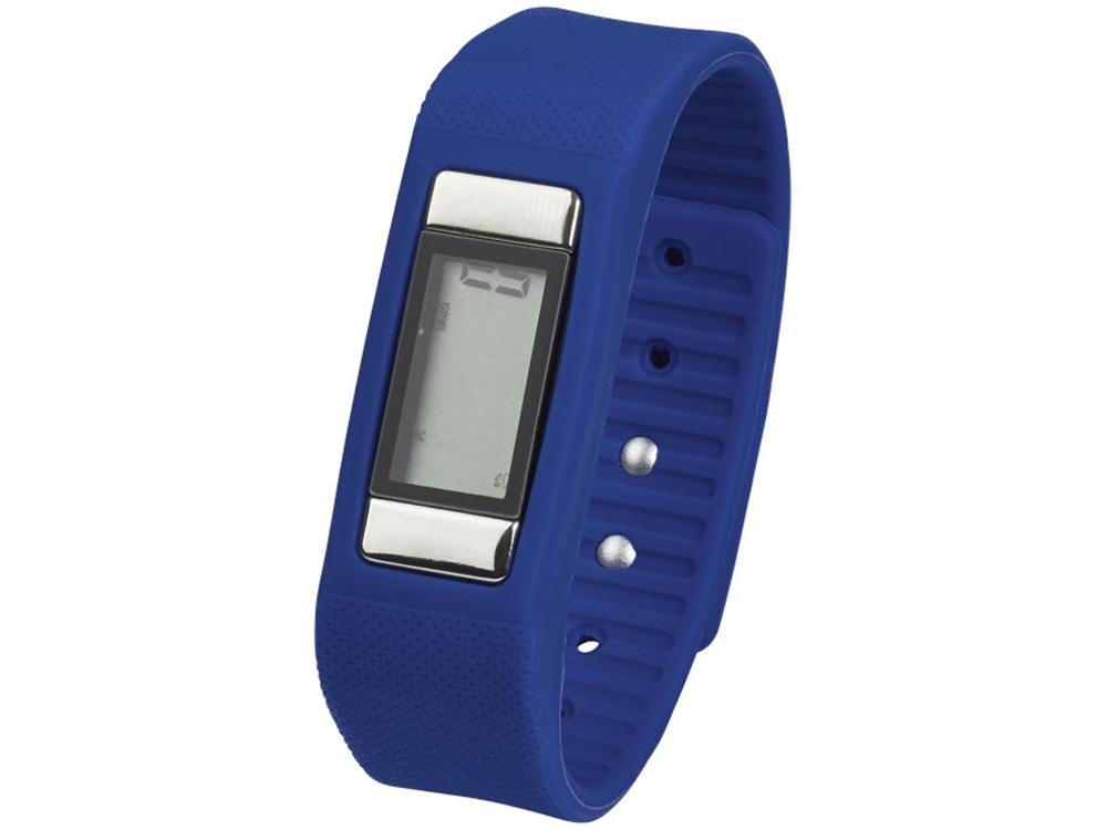 Часы-шагомер Get-Fitter, синий