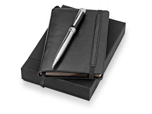 Набор: записная книжка А5, ручка шариковая (арт. 564031)