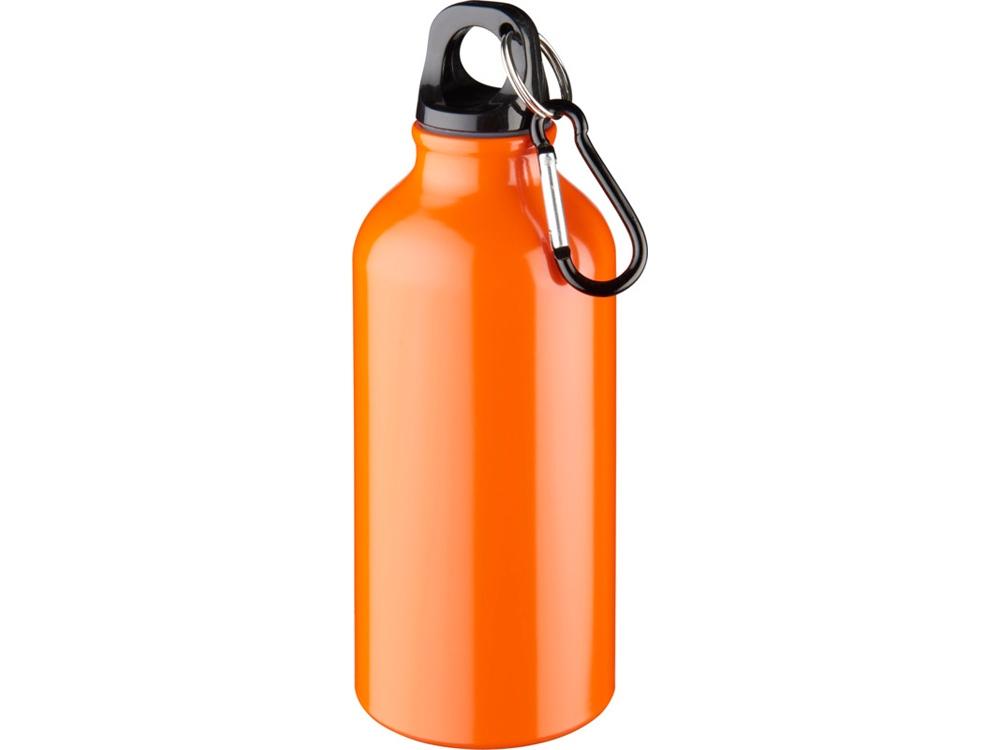Бутылка Oregon с карабином 400мл, оранжевый